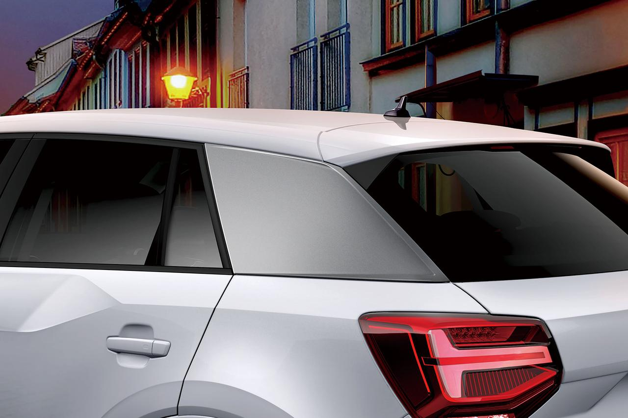 画像5: 限定車「Audi Q2 #black styling」登場