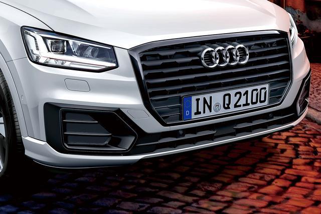 画像3: 限定車「Audi Q2 #black styling」登場