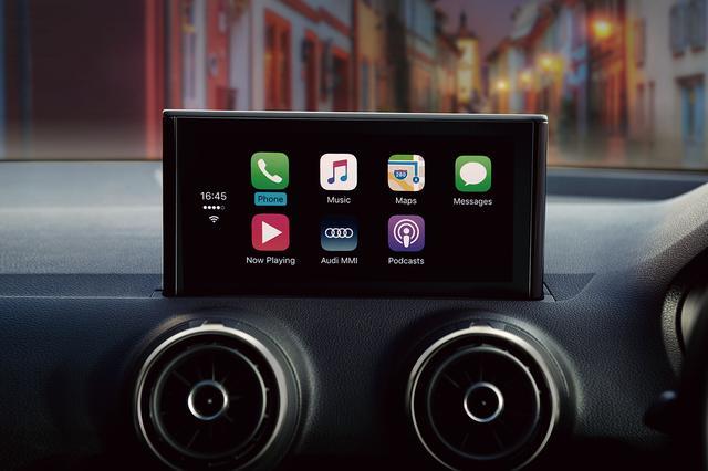 画像8: 限定車「Audi Q2 #black styling」登場