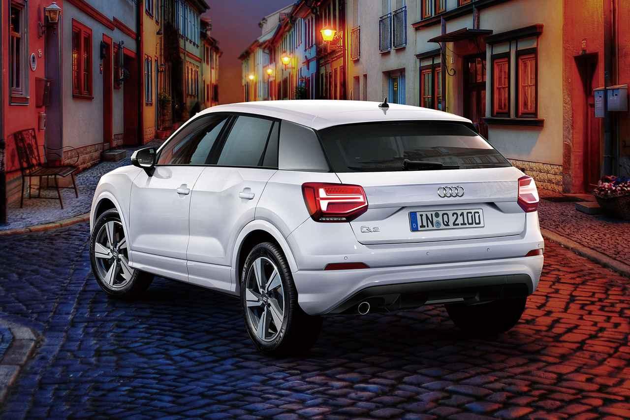 画像2: 限定車「Audi Q2 #black styling」登場