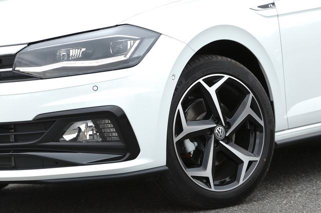 画像2: 【Continental Tires】ポロ TSI R-Lineにコンチネンタルタイヤが純正装着