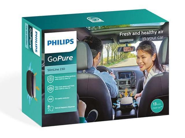 画像: 【PHILIPS】GoPure SlimLine 230 - 8speed.net VW、Audi、Porscheがもっと楽しくなる自動車情報サイト
