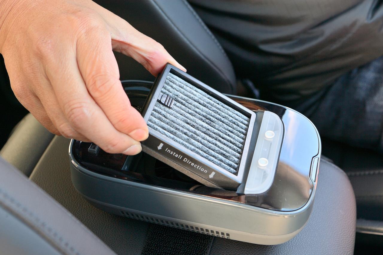 画像6: 【Golf Touran TDI】冬の長距離ドライブに役立つアイテム