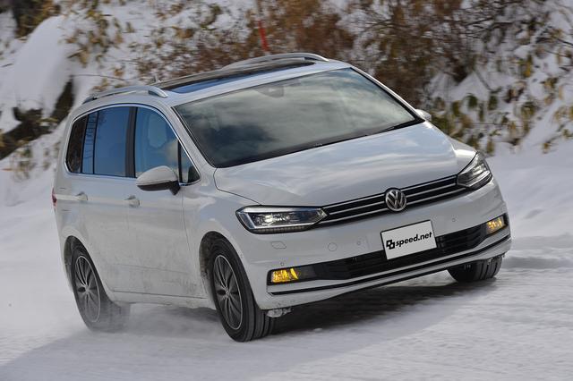 画像3: 【Golf Touran TDI】冬の長距離ドライブに役立つアイテム