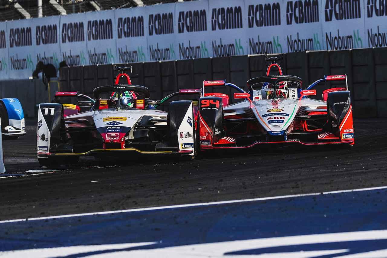 画像2: 【Formula E Rd.4 Mexico City】ルーカス・ディ グラッシが今季初勝利