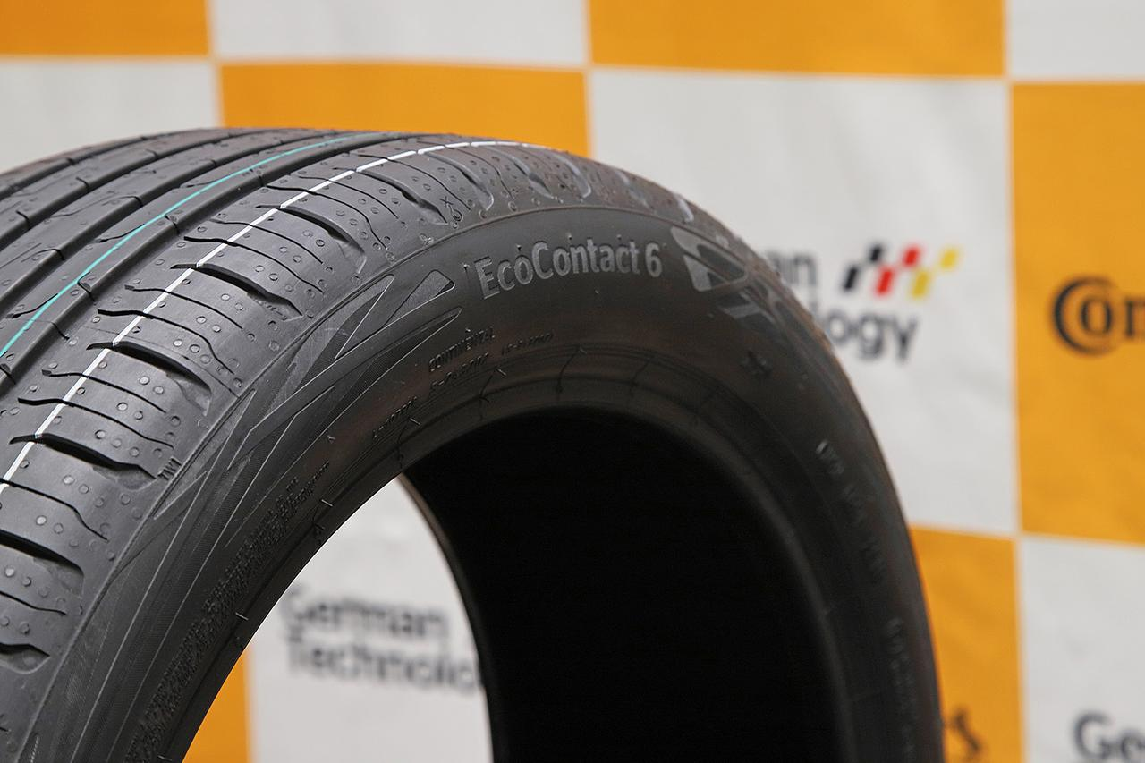 """画像2: 【Continental Tires】""""ハイパフォーマンス・エコタイヤ""""の「EcoContact 6」を発表"""