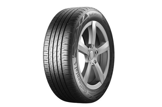 """画像1: 【Continental Tires】""""ハイパフォーマンス・エコタイヤ""""の「EcoContact 6」を発表"""