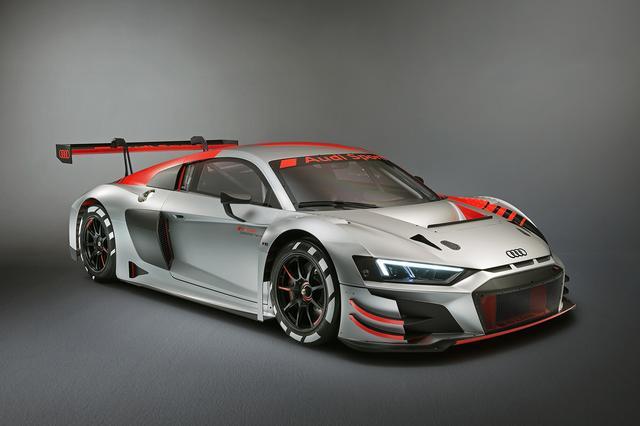 画像: パリサロンで発表された新型Audi R8 LMS GT3