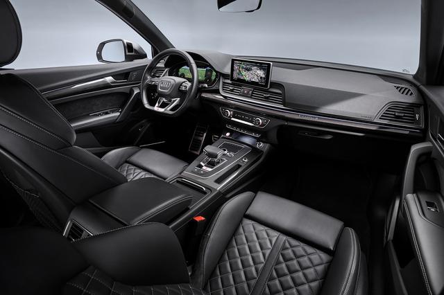 画像2: 「Audi SQ5 TDI」がヨーロッパでデビュー