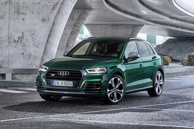 画像1: 「Audi SQ5 TDI」がヨーロッパでデビュー