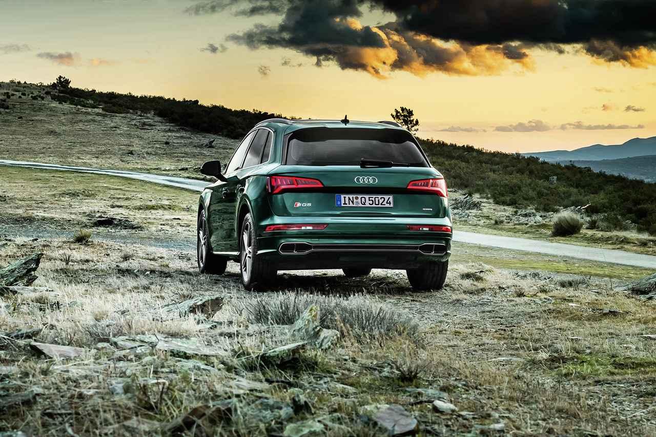画像3: 「Audi SQ5 TDI」がヨーロッパでデビュー