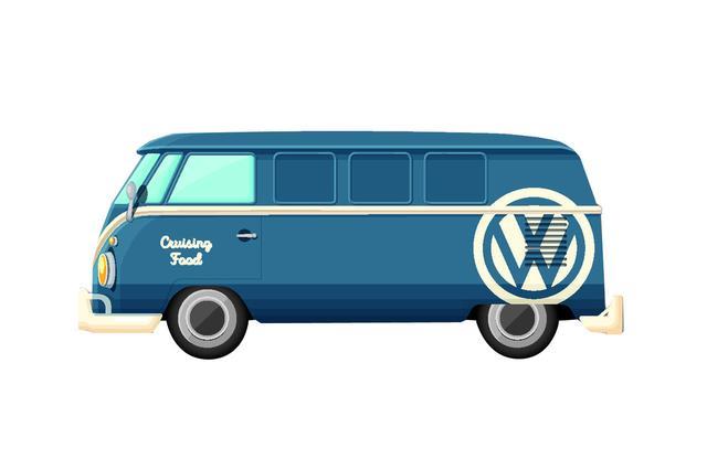 画像2: VGJがワーゲンバスの無償貸出サービス「バスカスフェス」を開始