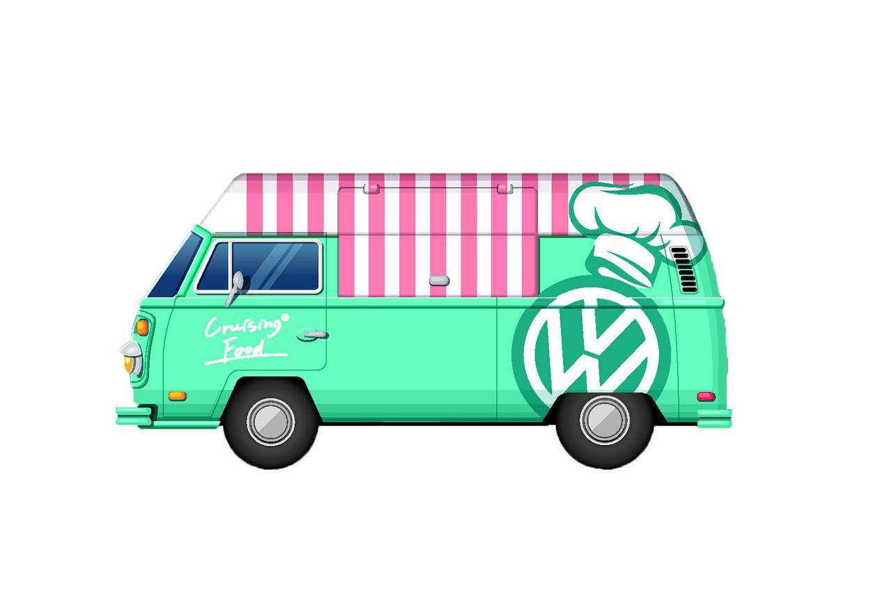 画像3: VGJがワーゲンバスの無償貸出サービス「バスカスフェス」を開始