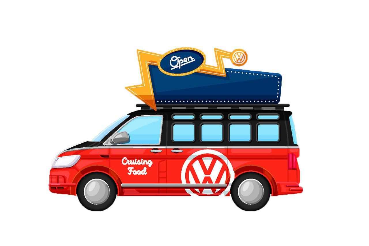 画像5: VGJがワーゲンバスの無償貸出サービス「バスカスフェス」を開始