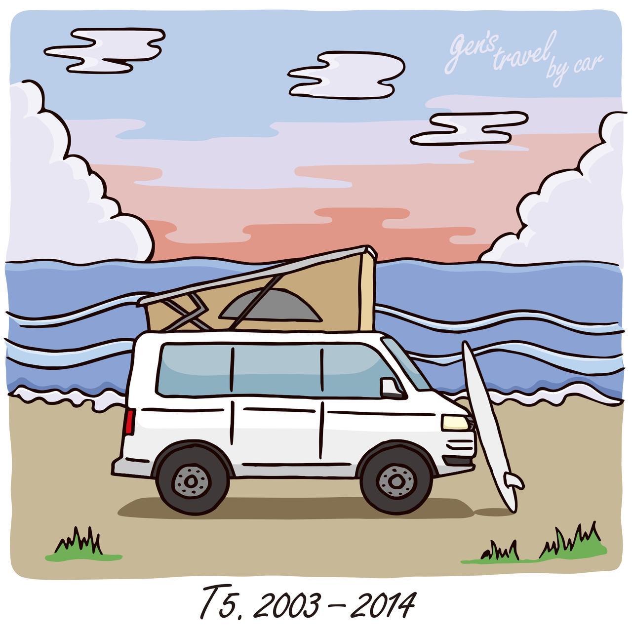 画像: 【gen's travel by car】T5