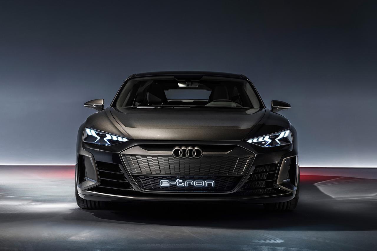 画像: Audi e-tron GT concept