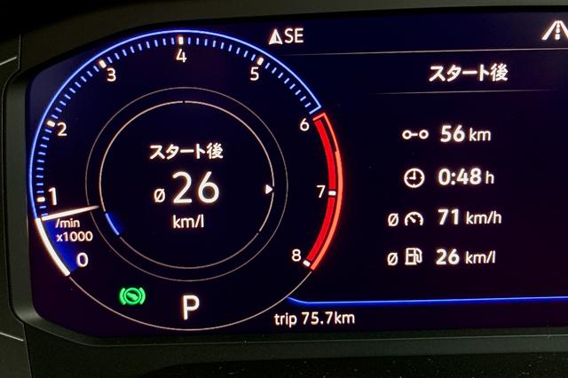 画像: 「ポロ TSI R-Line」の燃費はやっぱりすごかった!