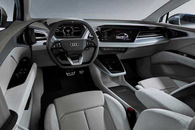 画像3: 「Audi Q4 e-tron concept」がワールドプレミア