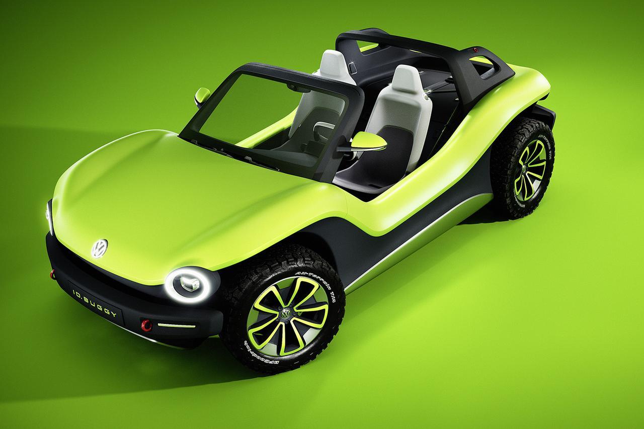 画像1: VWがジュネーブショーで4つのワールドプレミア
