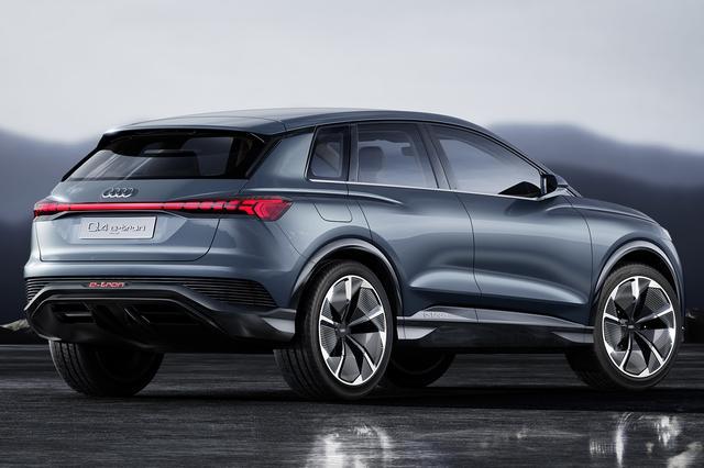 画像2: 「Audi Q4 e-tron concept」がワールドプレミア