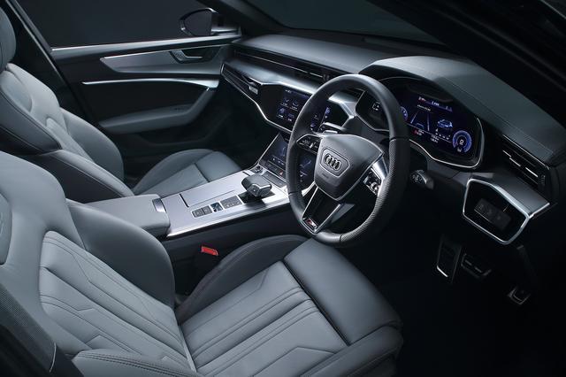 画像2: 新型「Audi A6」を発表