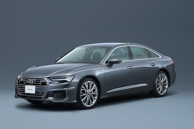 画像1: 新型「Audi A6」を発表
