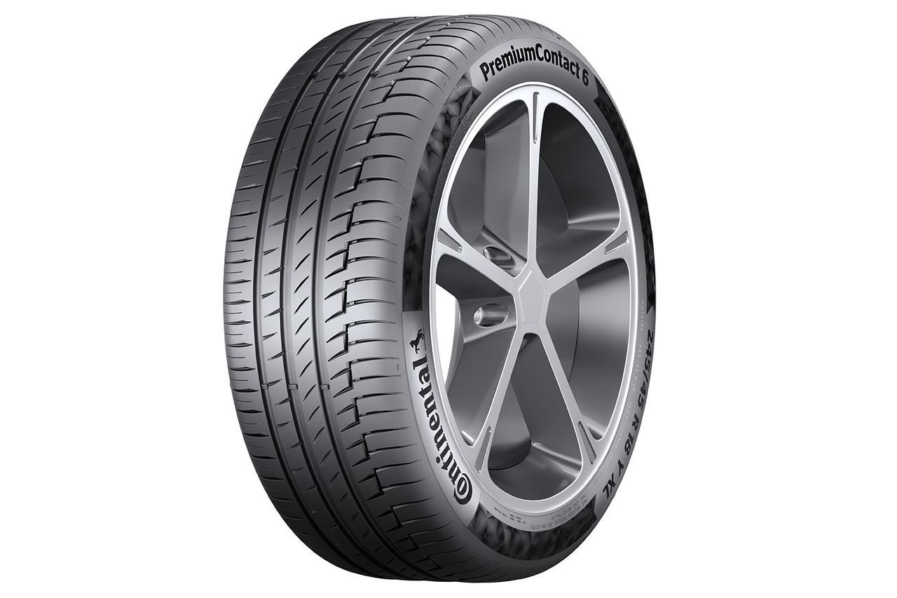 画像: 【Continental Tires】PremiumContact 6がドイツ自動車誌のテストで最高位