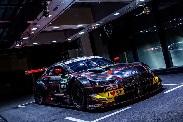 画像1: AudiがDTM用2Lターボエンジンを開発