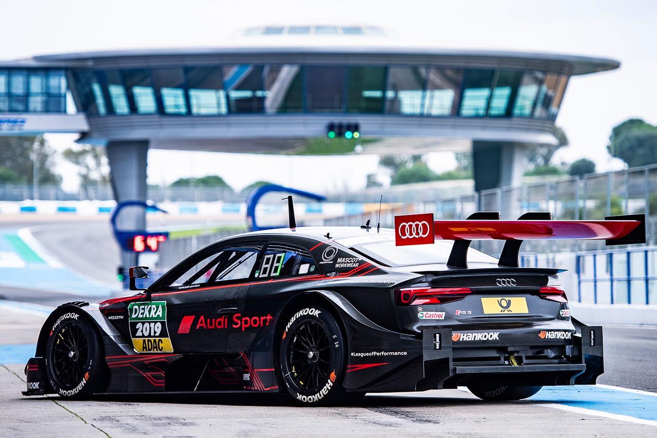 画像3: AudiがDTM用2Lターボエンジンを開発
