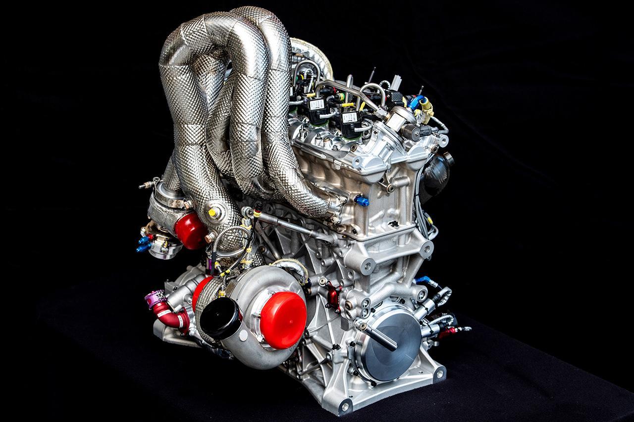 画像2: AudiがDTM用2Lターボエンジンを開発
