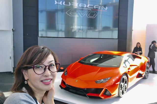 画像6: 「私たちはスーパーカーではない。ランボルギーニである」の吉田由美的解釈 ~ランボルギーニ・ウラカンEVO日本上陸