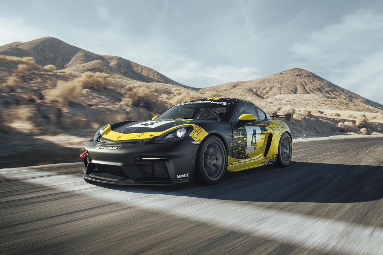 画像: 新型「718 ケイマン GT4 クラブスポーツ」登場 - 8speed.net VW、Audi、Porscheがもっと楽しくなる自動車情報サイト
