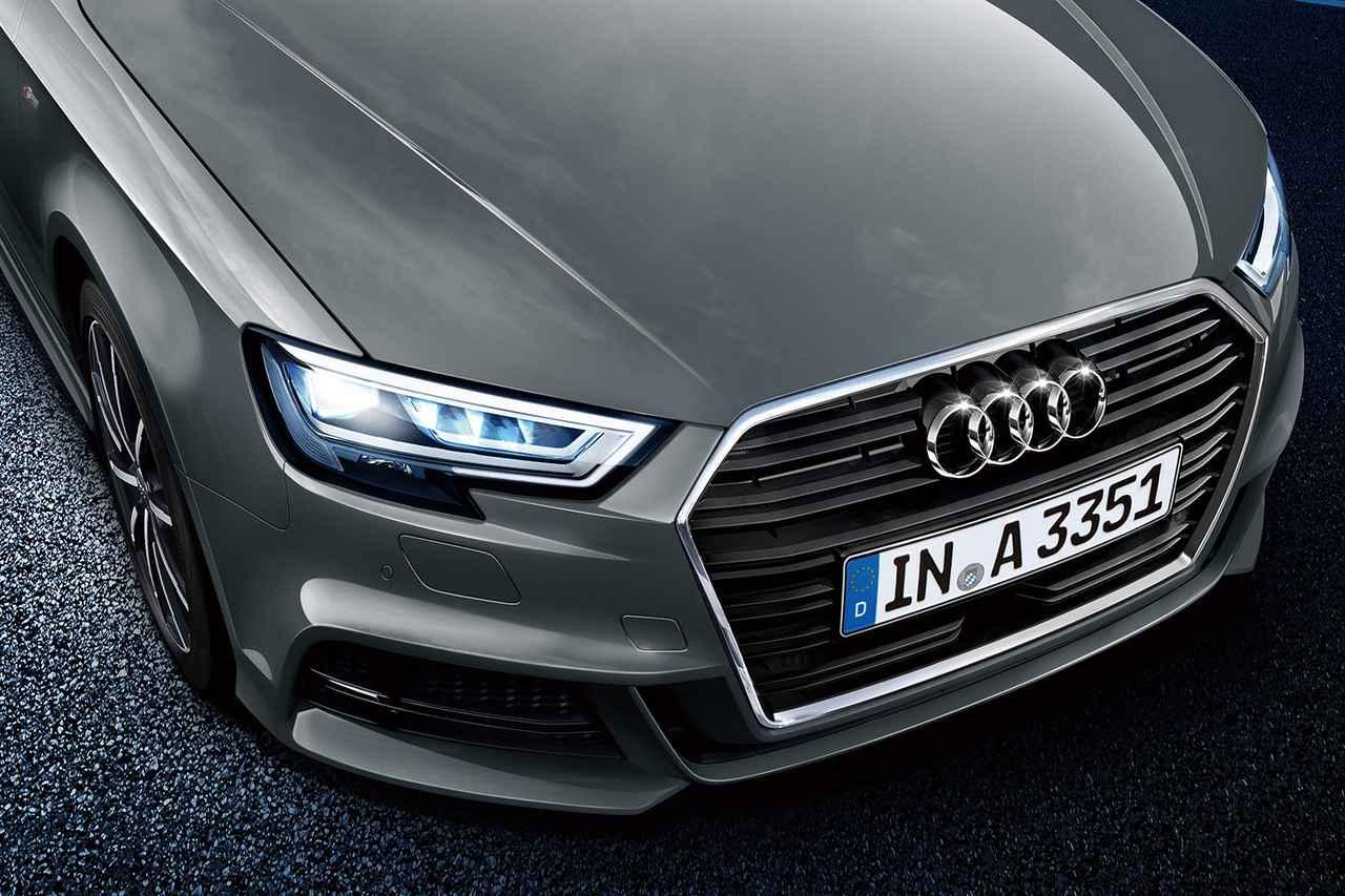 画像2: Audi A3に限定車「S line dynamic limited」登場