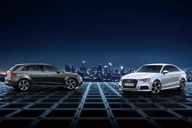 画像1: Audi A3に限定車「S line dynamic limited」登場