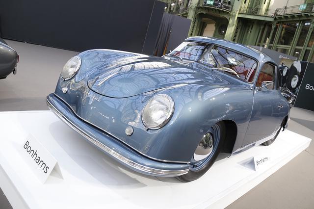 画像3: あの「シュヴィムワーゲン」はおいくら?  パリの旧車オークション