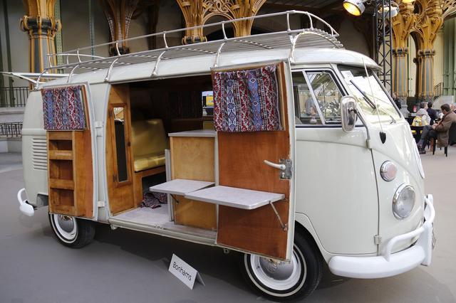 画像5: あの「シュヴィムワーゲン」はおいくら?  パリの旧車オークション