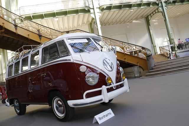 画像4: あの「シュヴィムワーゲン」はおいくら?  パリの旧車オークション