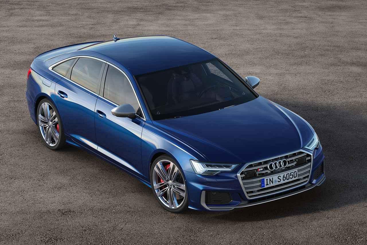 画像1: 新型「Audi S6」「Audi S7 Sportback」にV6 TDI