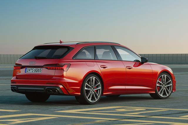 画像2: 新型「Audi S6」「Audi S7 Sportback」にV6 TDI