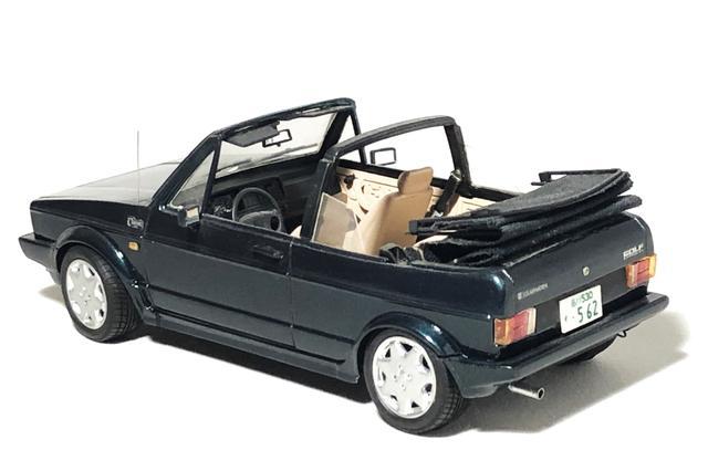 画像5: Golfgang Nr.243 : Golf Cabrio Classicline