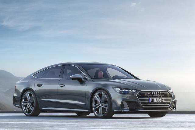 画像3: 新型「Audi S6」「Audi S7 Sportback」にV6 TDI