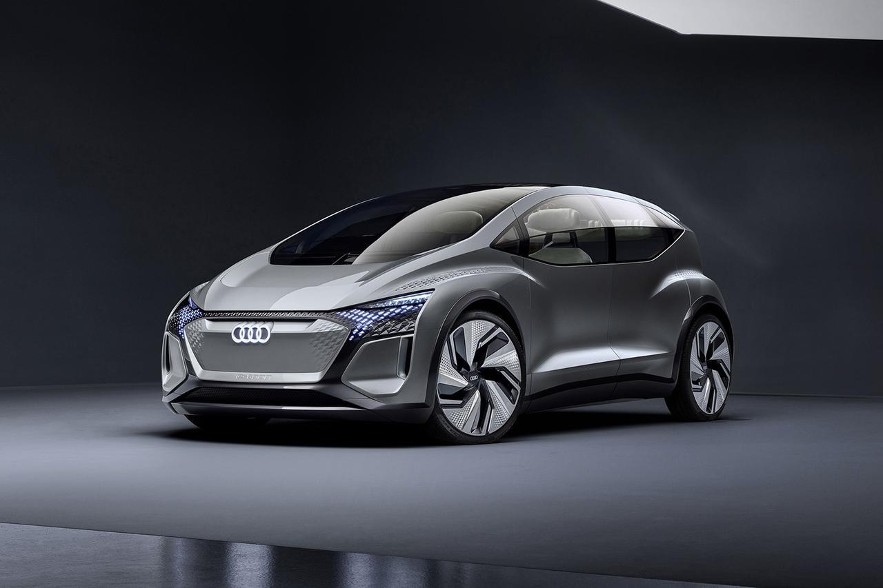 画像1: 上海モーターショーで「Audi AI:ME」を発表