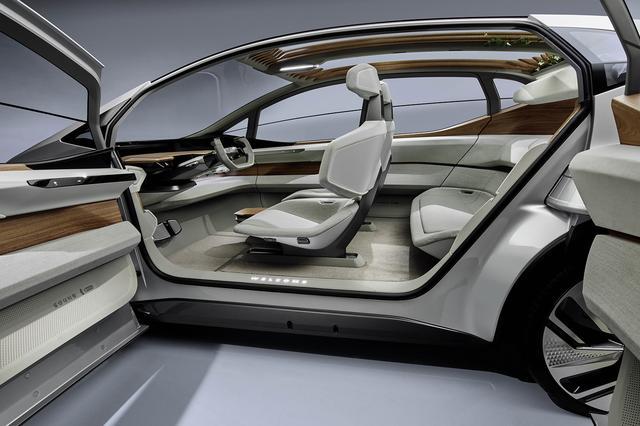 画像4: 上海モーターショーで「Audi AI:ME」を発表