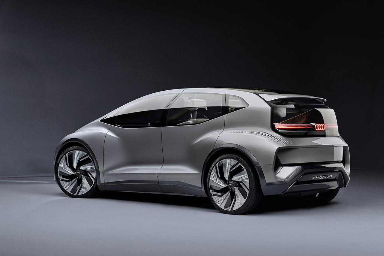 画像2: 上海モーターショーで「Audi AI:ME」を発表