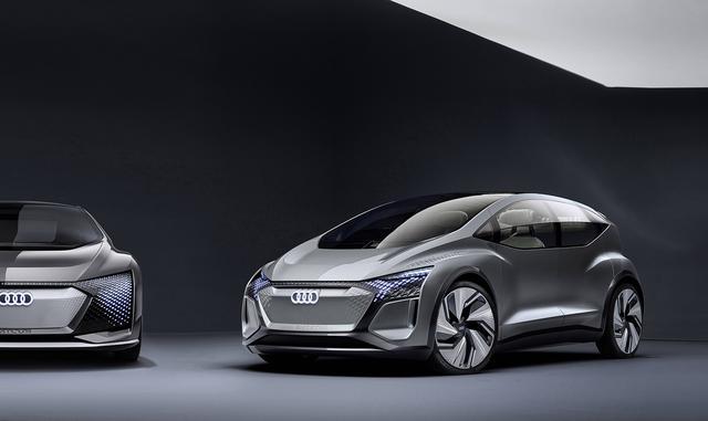 画像3: 上海モーターショーで「Audi AI:ME」を発表