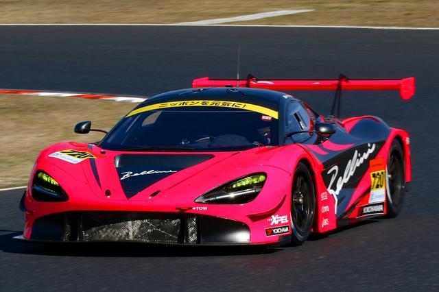 画像4: 【SUPER GT Rd.1 Okayama】82周のレースは雨のため31周で終了