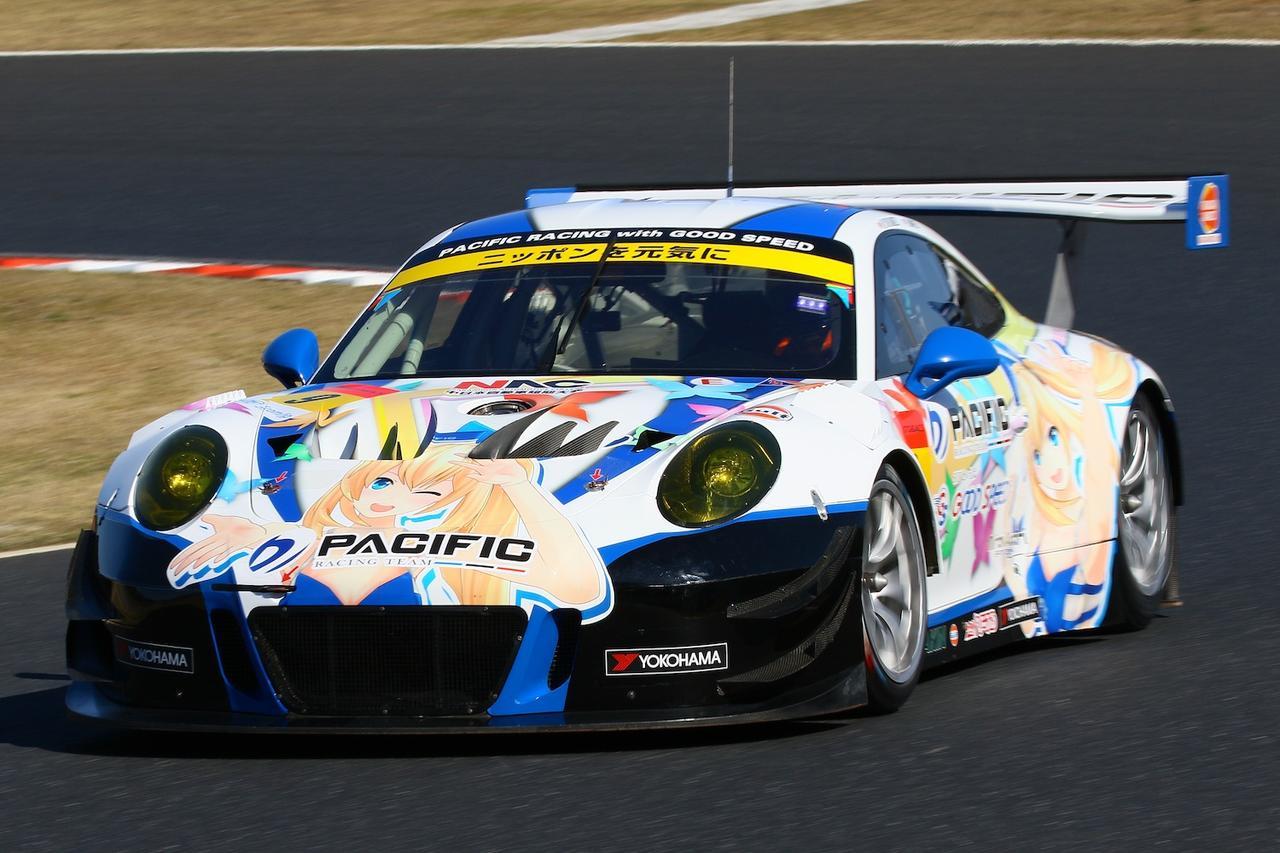 画像2: 【SUPER GT Rd.1 Okayama】82周のレースは雨のため31周で終了