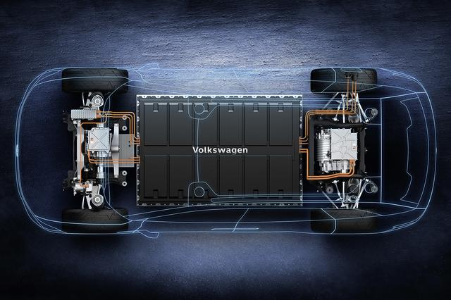 画像3: VWが上海モーターショーで「ID. ROOMZZ」をワールドプレミア