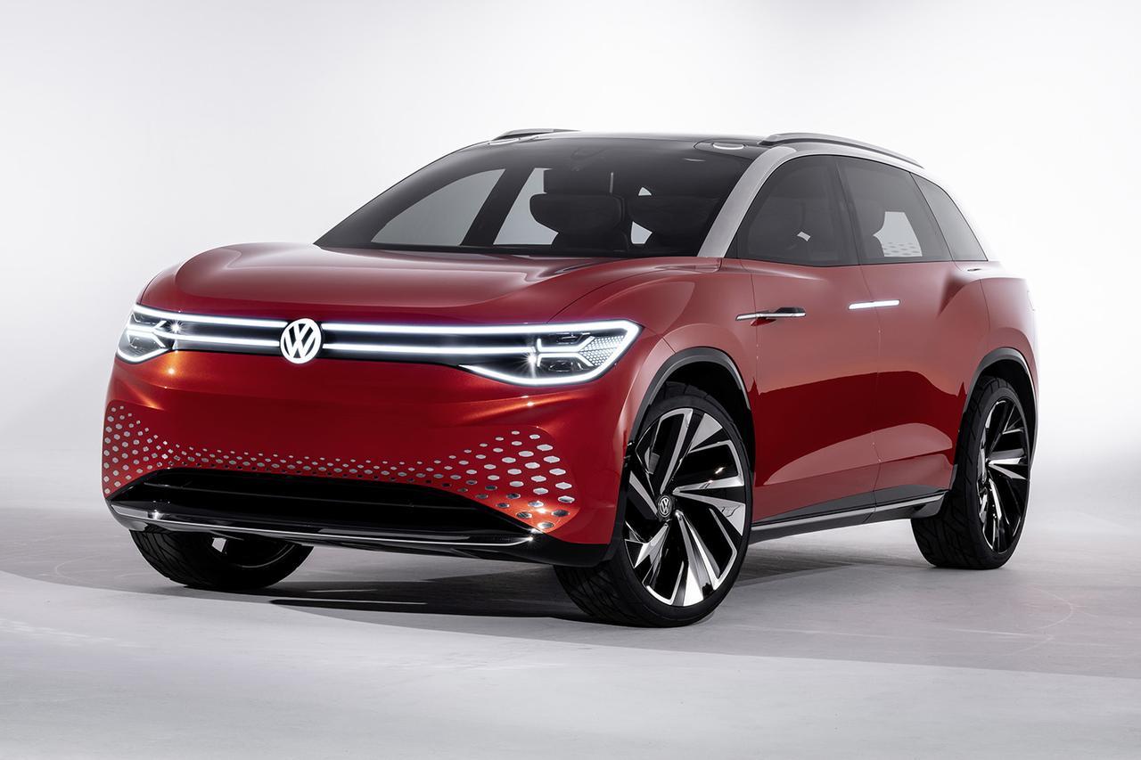 画像1: VWが上海モーターショーで「ID. ROOMZZ」をワールドプレミア