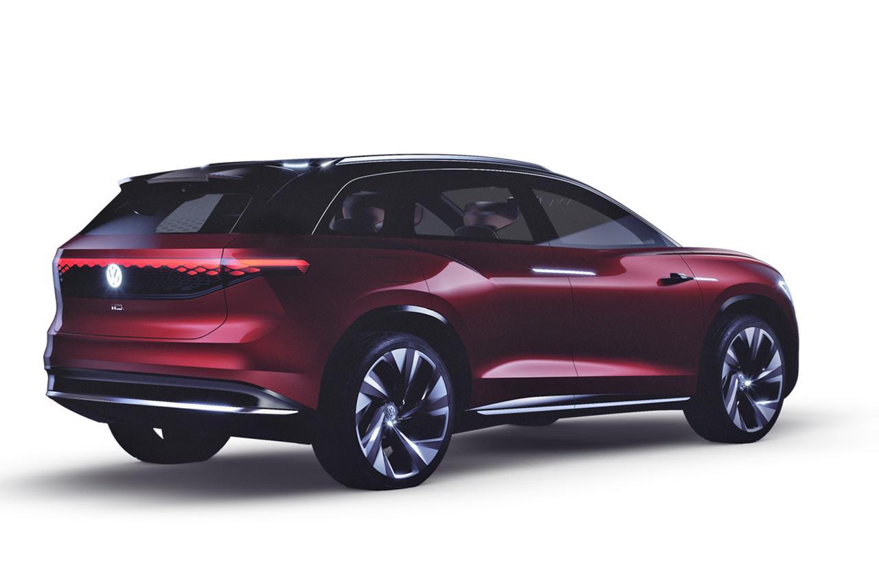 画像6: VWが上海モーターショーで「ID. ROOMZZ」をワールドプレミア